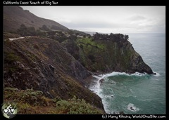 California Coast South of Big Sur