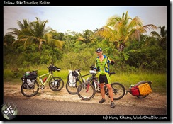 Fellow BikeTraveller, Belize