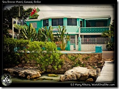 Sea Breeze Hotel, Corozal, Belize